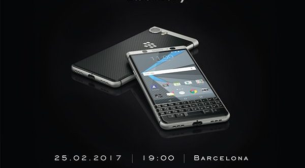 "BlackBerry Mercury teaser shown ahead of MWC announceent ""Report"""
