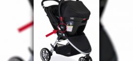 Britax Recalls Strollers Due to Fall Hazard; Report