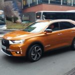 DS7 Crossback Spotted In China (Photo)
