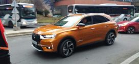 "DS7 Crossback Spotted In China ""Photo"""