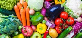 Eat ten fruit and vegetables a day and live longer, says new research