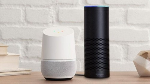 Google Home And Amazon Echo could get voice calling services