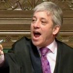 John Bercow: Donald Trump should not speak in Parliament