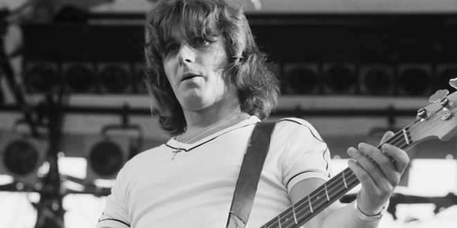 John Wetton: Leader of the Supergroup Asia, dies aged 67
