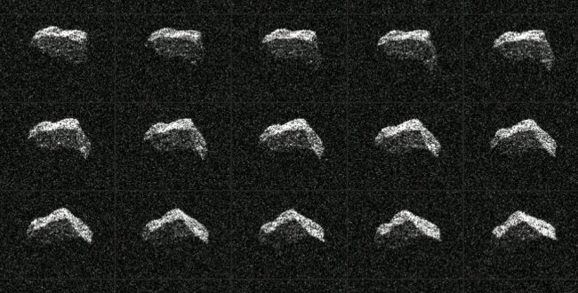 Asteroid 2017 BQ6 resembles Dungeons and Dragons dice (Photo)