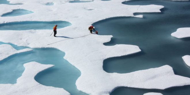 Climate-change whistleblower alleges NOAA manipulated data, Report