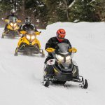 OPP and OFSC Urging Snowmobilers To Stop Taking Unnecessary Risks While Riding, Report