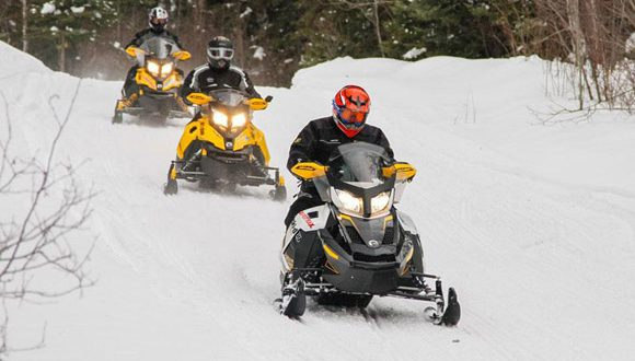 OPP and OFSC Urging Snowmobilers To Stop Taking Unnecessary Risks While Riding