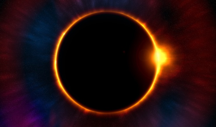 Ring Of Fire Annular Solar Eclipse On Feb Zones Of Visibility - 26 feb