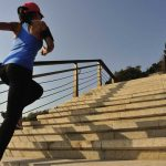Scientists find brief, intense stair climbing is a practical way to boost fitness