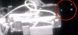 Six Alleged UFOs Flew Past the ISS in Mysterious NASA Video (Watch)