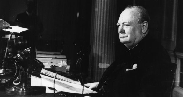 Winston Churchill's essay on aliens discovered, Report