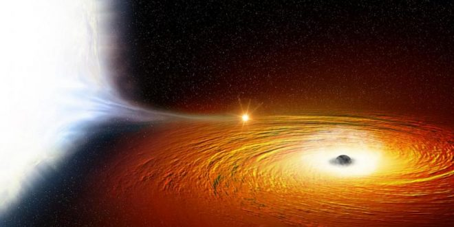 Astronomers discover star in closest known orbit around black hole