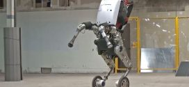 Boston Dynamics' new robot is more radical than you (Video)