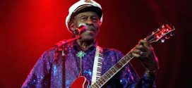 Chuck Berry: Rock & roll legend dies aged 90