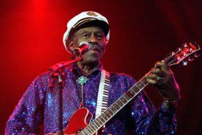 Chuck Berry: Rock & roll legend dies aged 90