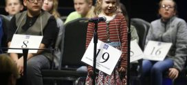 Edith Fuller: 5-year-old girl headed to National Spelling Bee (Video)
