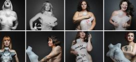 Julia Busato, naked mannequin photographer banned from Facebook