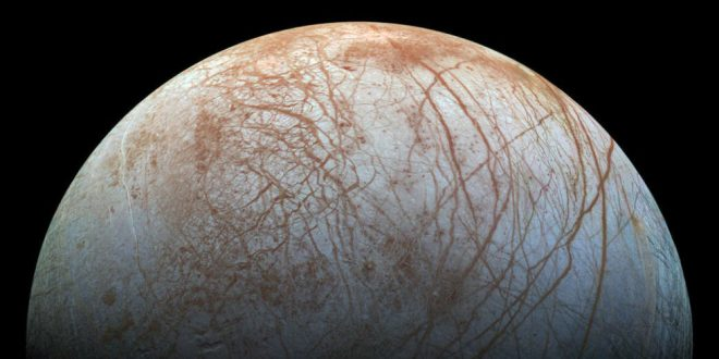 NASA's Europa mission enters next development phase