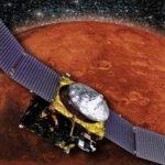 NASA's MAVEN Spacecraft maneuvers out of Phobos' orbit