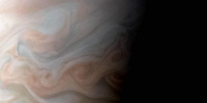 Nasa releases close up image of Jupiter (Picture)