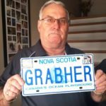 Nova Scotia Man Named Grabher Just Wants His Customized 'GRABHER' License Plate Back