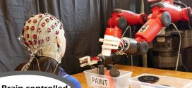 Researchers Develop 'Brainwave' to Rap Robots for Work Blunders