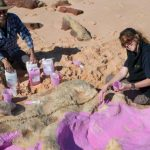 Researchers Discover World's Biggest Dinosaur Footprints