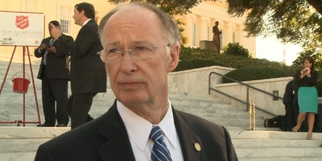 US Gov. Robert Bentley impeachment effort remains stalled in the House