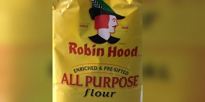 "Robin Hood flour pulled in E. coli probe ""Report"""