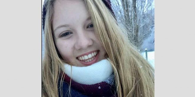 Sara Manitoski: Courtenay teen dies on overnight school outing