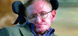 Scientist Stephen Hawking to travel to space on board Virgin Galactic
