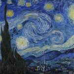 The Clouds Of Jupiter Resembles Vincent Van Gogh's Famous Painting (Photo)