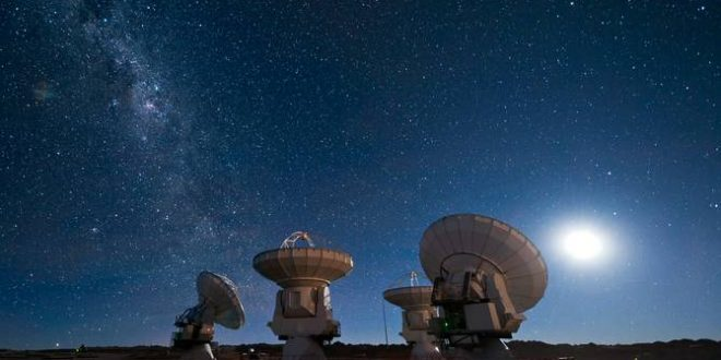 Researchers Confirm Mysterious Alien Radio Bursts are Coming From Space