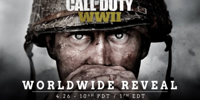 Call Of Duty Is Officially Heading Back To World War II (Report)