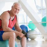 Exercise 'boosts mental health in over-50s', According to Study