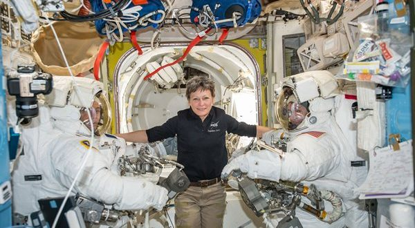 NASA astronaut Peggy Whitson to stay on the ISS for an additional three months