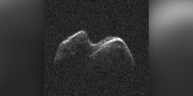Largest asteroid to fly extremely close to the Earth (Photo)