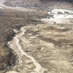 Melting Canadian glacier caused river to disappear in four days, says new research