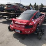 Multiple luxury vehicles impounded by OPP for stunt driving