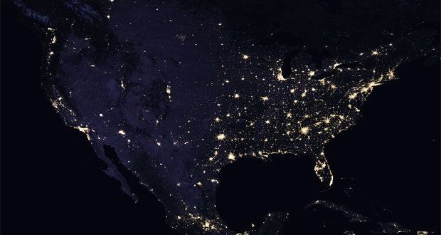 NASA releases clearest image yet of Earth at night (Photo)
