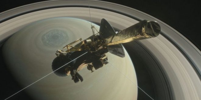 NASA's Cassini probe to begin 'Grand Finale' (Video)