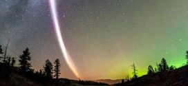 New aurora named Steve spotted over Canada (Video)