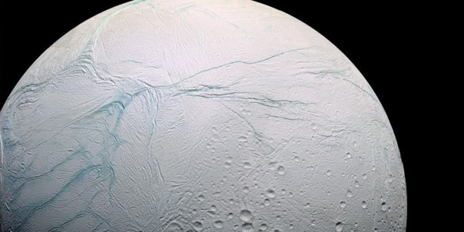 Researchers Find Signs That Saturn's Moon Enceladus Might Be Hospitable To Life