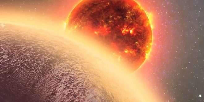 Researchers Discover GJ 1132b Planet With Earth-like Atmosphere