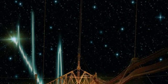 Researchers discover three new fast radio bursts