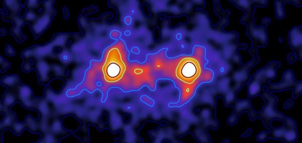 "UW Astronomers Have Captured the First-Ever ""Image"" of a Dark Matter Web"