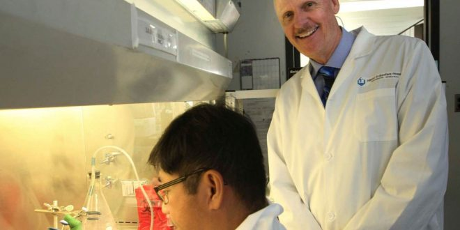 Winnipeg scientists develop 1st new antibiotic in decades