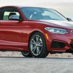 2017 BMW 2 Series spied with minor design tweaks (Video)