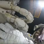 Nasa releases action cam footage from spacewalk (Video)